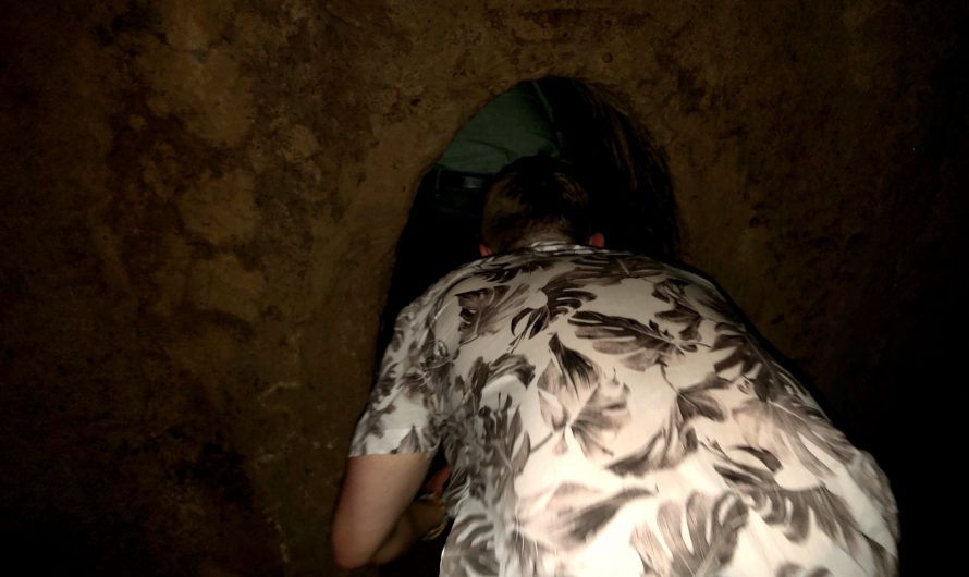 Vietnam 2019: Cu Chi Tunnel