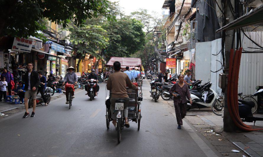 Vietnam 2019: Die letzten Tage in Hanoi